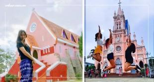 3 nhà thờ đẹp nhất cho đêm Giáng sinh ở Đà Lạt