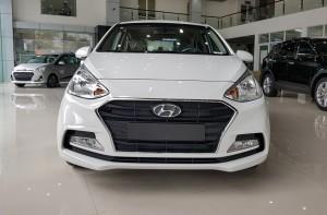 Đánh giá chi tiết Hyundai Grand i10 sedan 2018